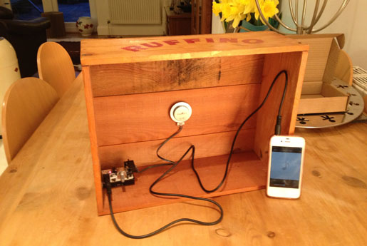InsideFlows: DIY Speaker Workshop with Technology Will Save
