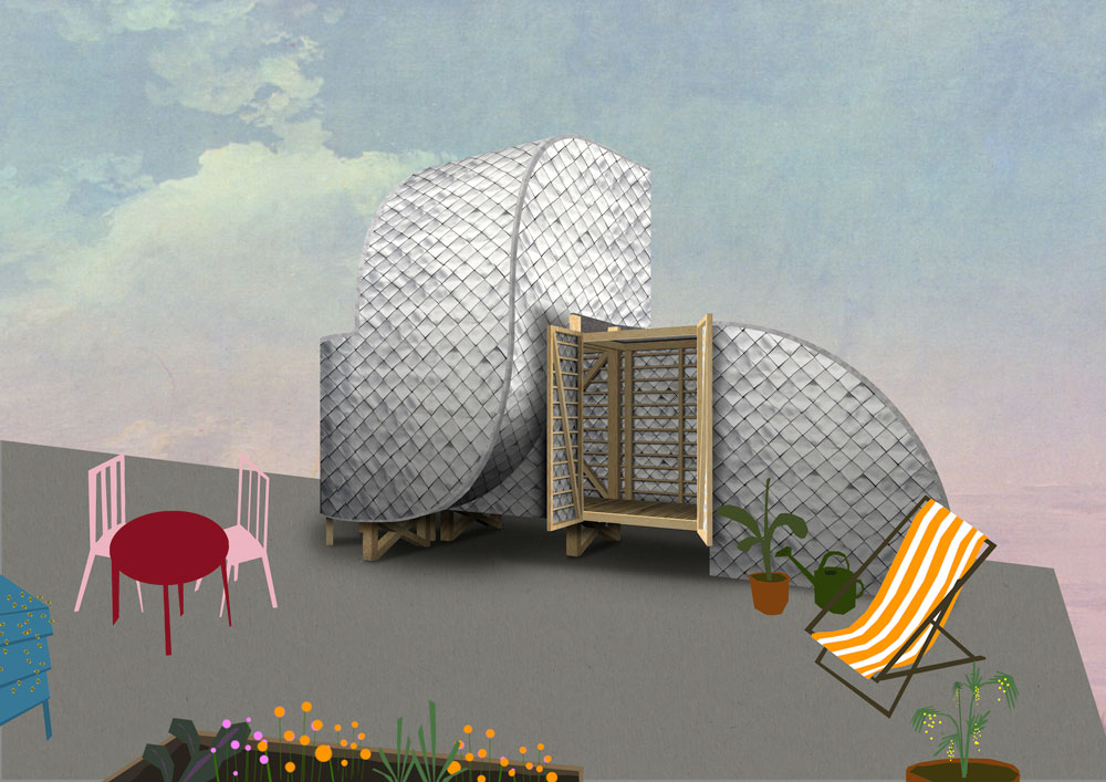 PUP Architects wins 2017 Antepavilion commission