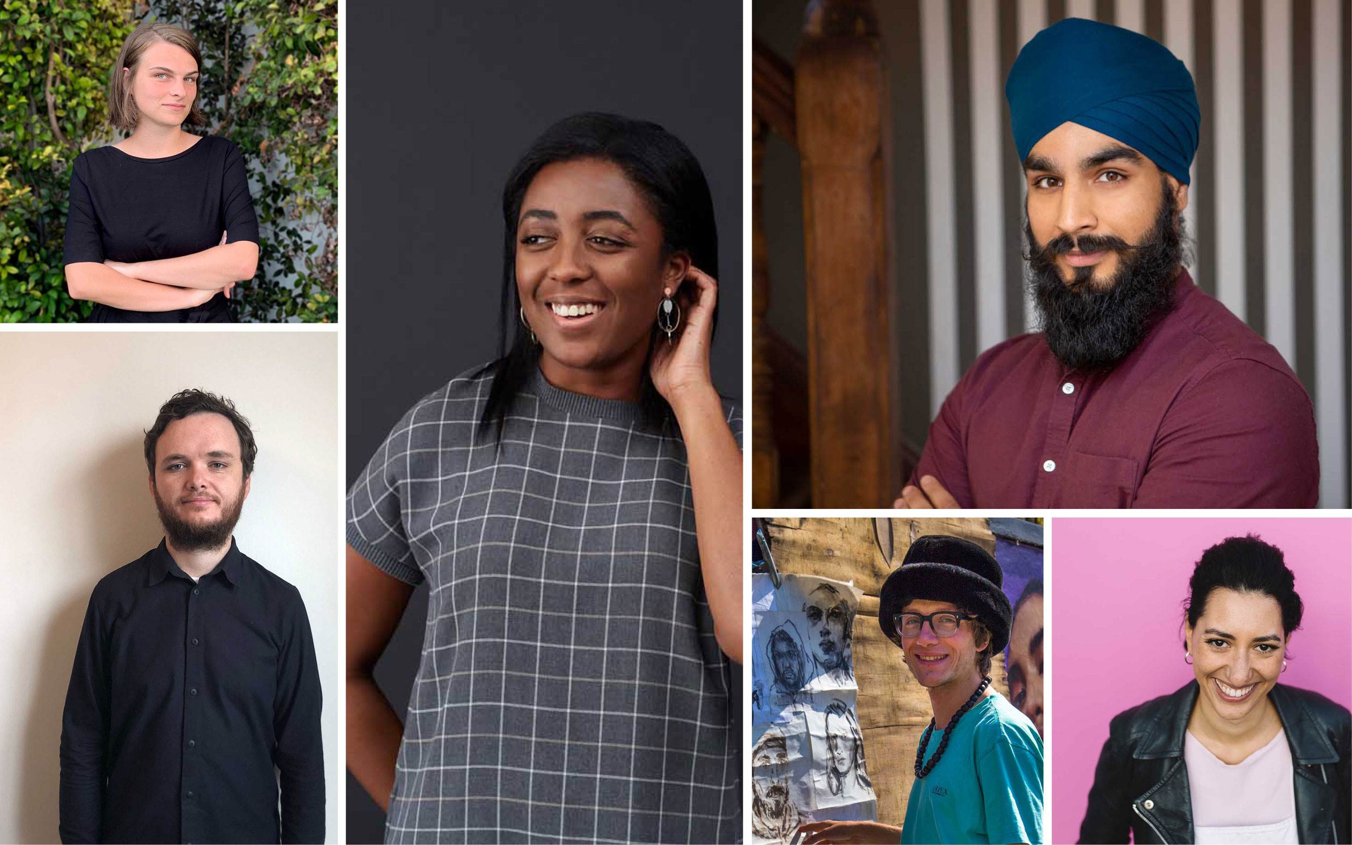 AF  appoints six new young trustees