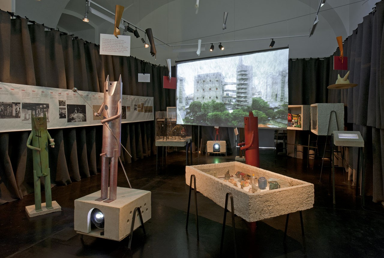 Lina Bo Bardi Exhibition